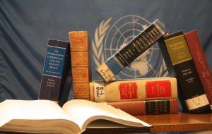 عرف در حقوق بین الملل