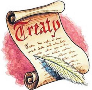 معاهده در حقوق بین الملل