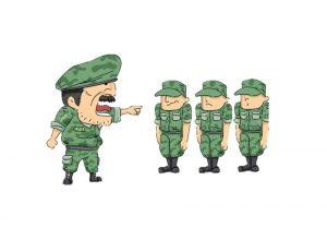 لغو دستور فرمانده